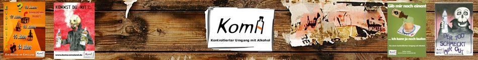 KomA- kontrollierter Umgang mit Alkohol